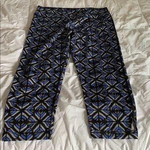 Aerie patterned leggings